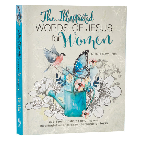Illustrated Words Jesus For Women