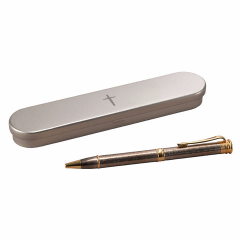 Engraved Pen:  With God All Things Are Possible