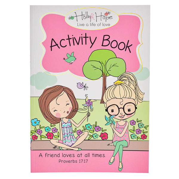 Holly & Hope Activity Book