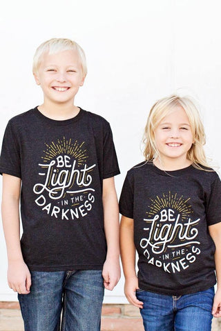 Be Light Youth Tee