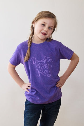 Daughter Of The King Youth Tee