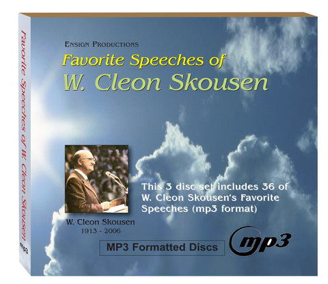 Favorite Speeches by W. Cleon Skousen