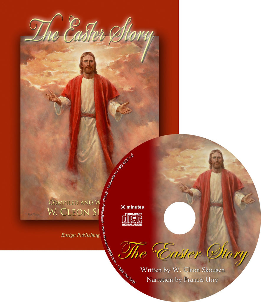 Easter Story Booklet & CD