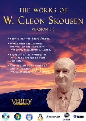 The Works of W. Cleon Skousen CDRom