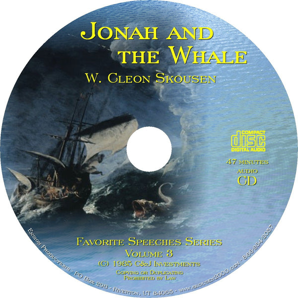 Jonah and the Whale Speech