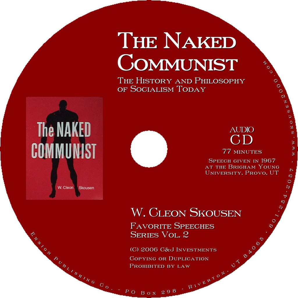 The Naked Communist Speech