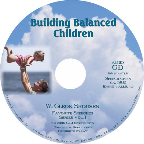 Building Balanced Children Speech