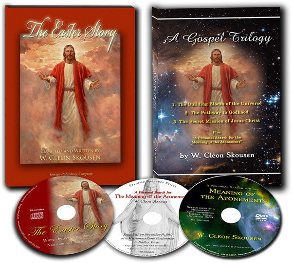 Easter Story & Gospel Trilogy Bundle