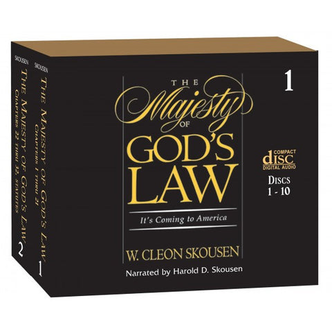 The Majesty of God's Law