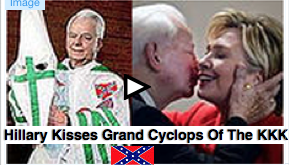 Michael The Black Man Show: Enemy Hillary Revealed as KKK