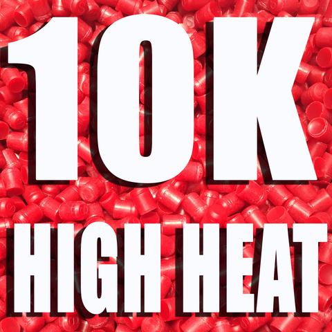 10,000 Rounds- High Heat
