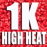 1,000 Rounds- High Heat