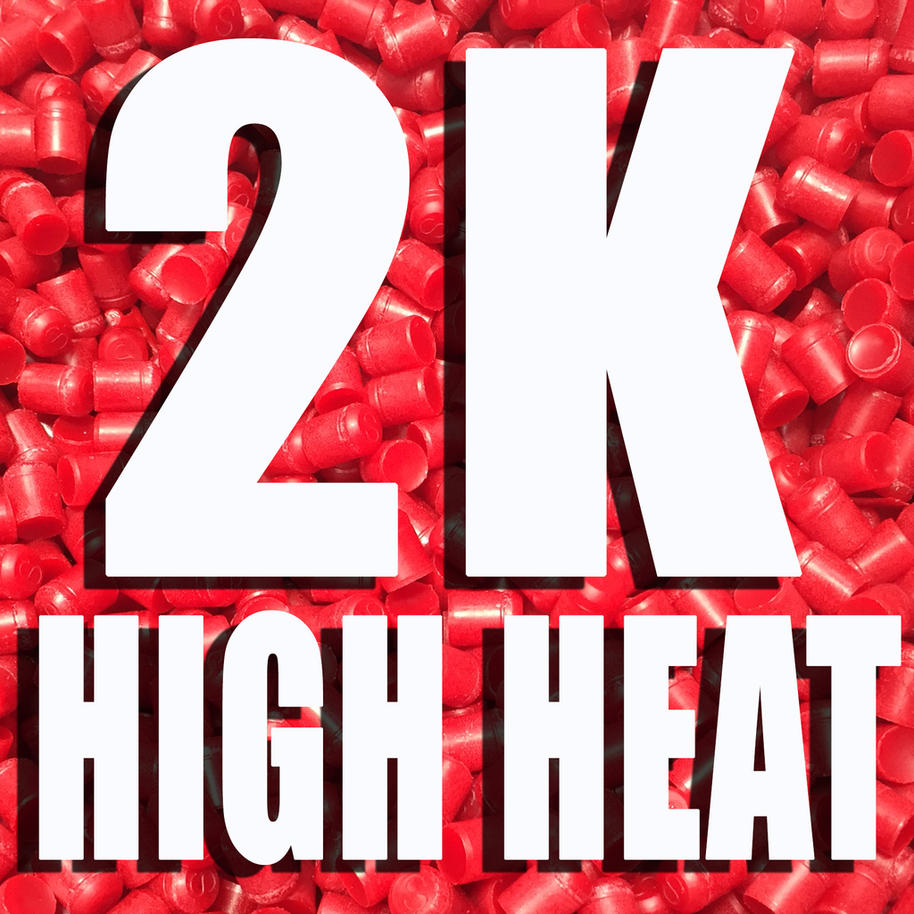 2,000 Rounds- High Heat