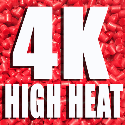4,000 Rounds- High Heat