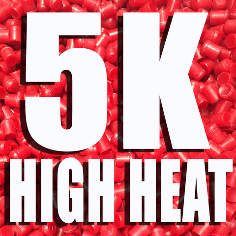 5,000 Rounds- High Heat