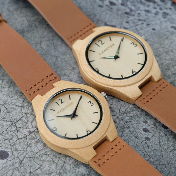 The Pine Couple Watch