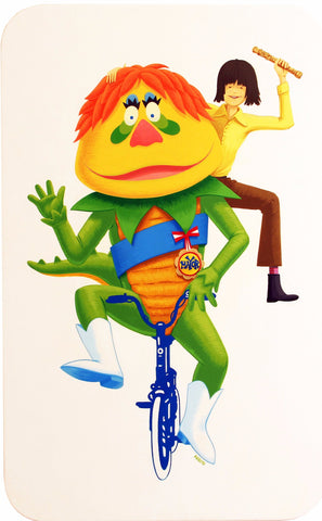 H.R. Pufnstuf, Jimmy & Freddy by Arbito