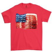 Bacon Flag T-Shirt
