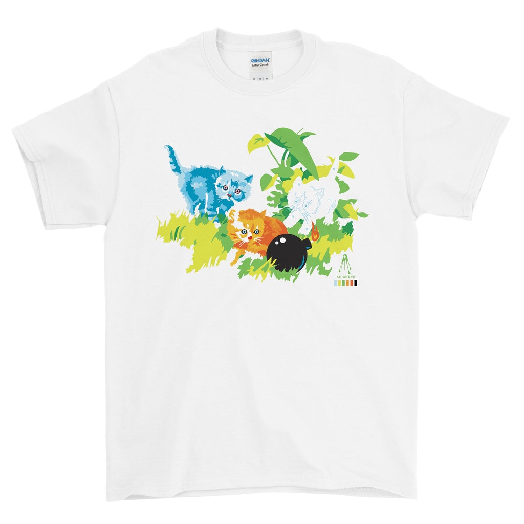 Cats By Numbers T-Shirt