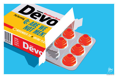 Devo - Irving Plaza - November, 2009 - Spork