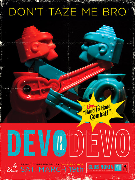 DEVO Club Nokia 2010
