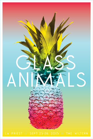 GLASS ANIMALS The Wiltern 2015