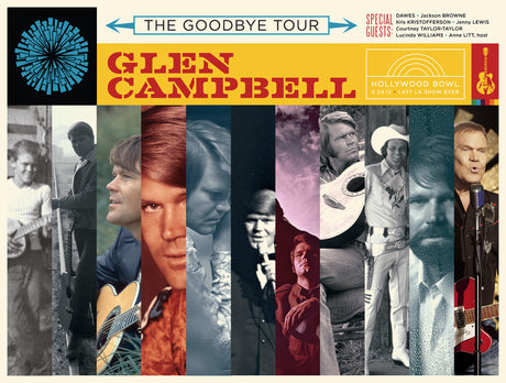 GLEN CAMPBELL Hollywood Bowl 2012