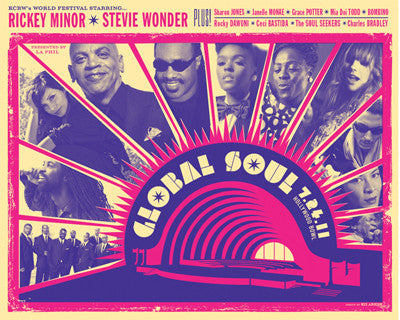 GLOBAL SOUL Hollywood Bowl 2011