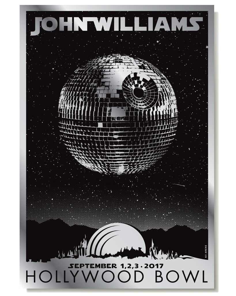 "John Williams ""Disco Death Star"""