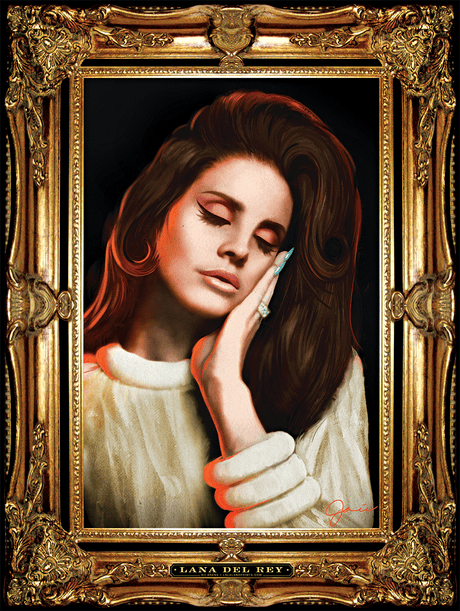 Lana Del Rey - North American Tour - May, June 2015