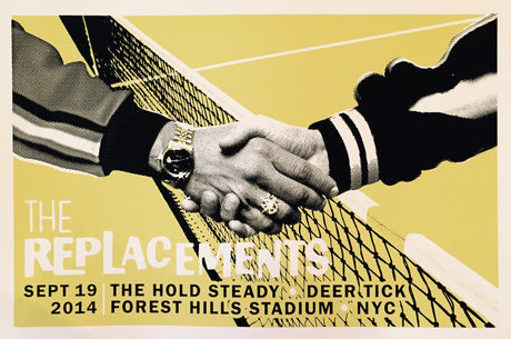 Replacements - Forest Hills Stadium - September, 2014