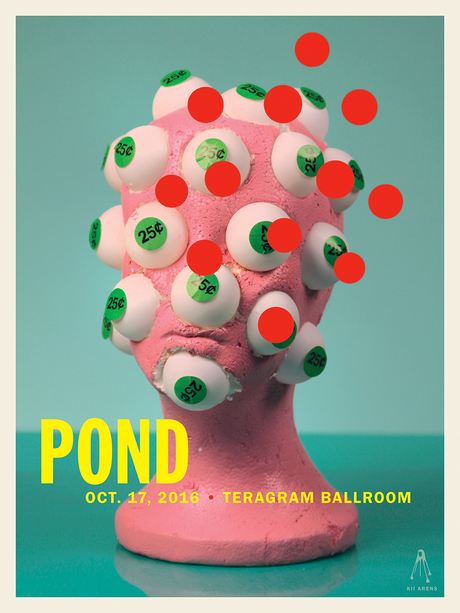 POND The Teragram Ballroom 2016