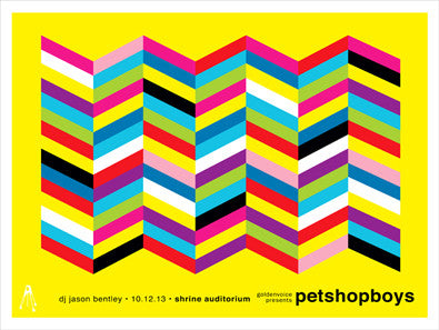 PET SHOP BOYS Shrine Auditorium 2013