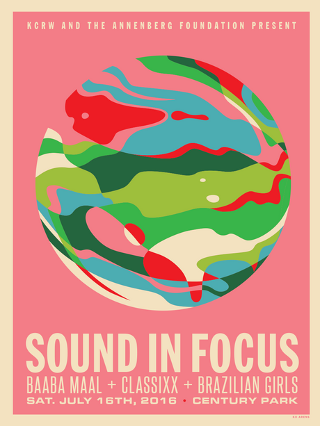 Sound in Focus #2 - Century Park - July, 2016
