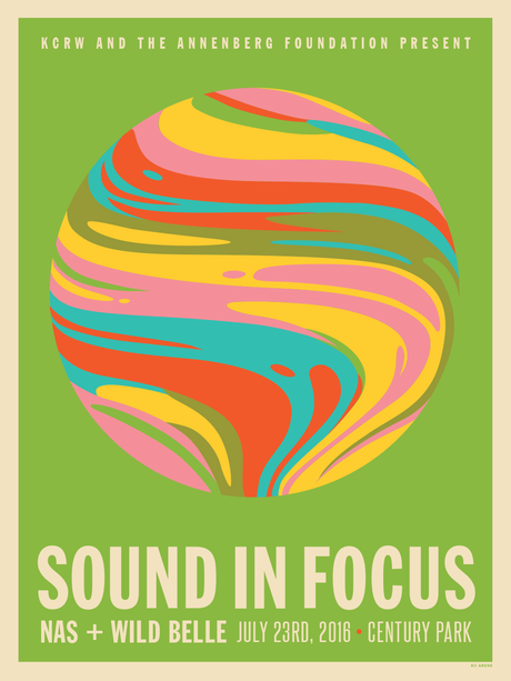 Sound in Focus #3 - Century Park - July, 2016