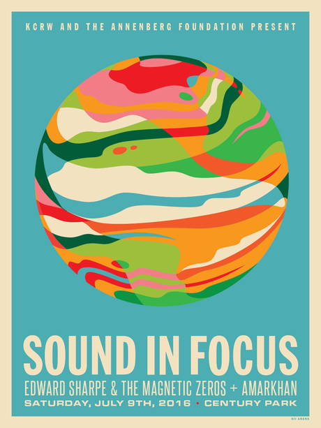 Sound in Focus #1 - Century Park - July, 2016