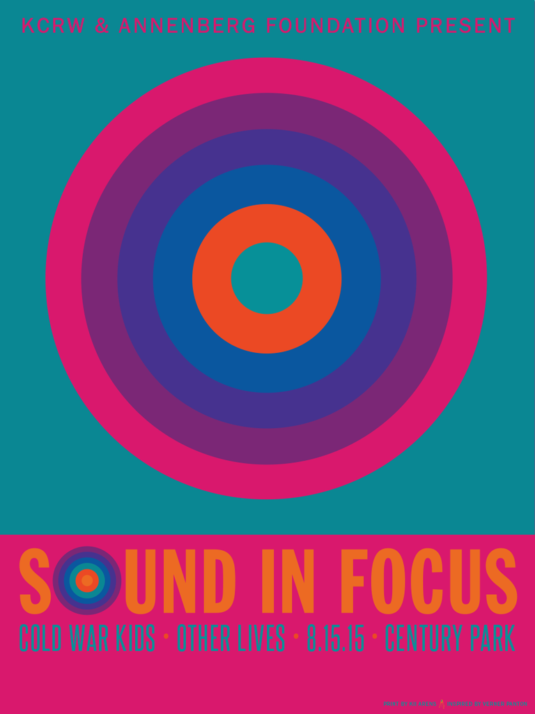 SOUND IN FOCUS Cold War Kids 2015