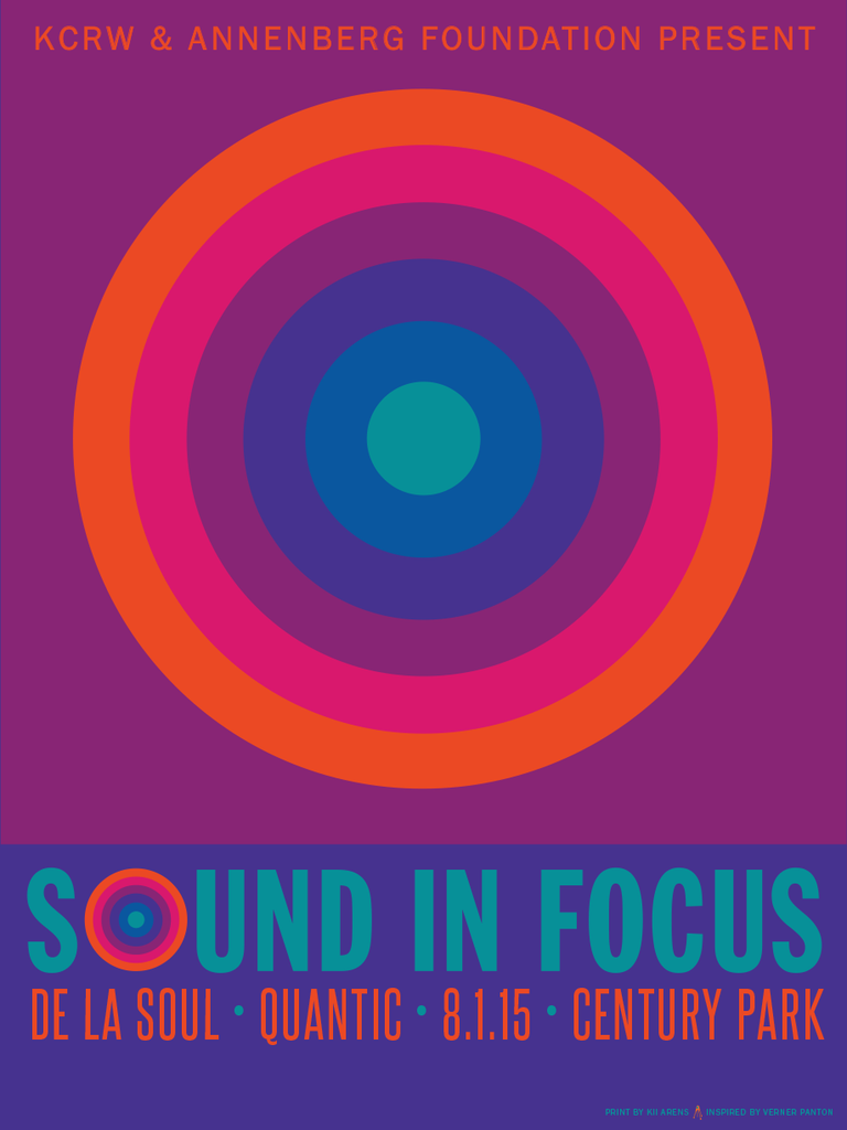 SOUND IN FOCUS De La Soul 2015
