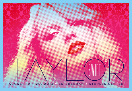 Taylor Swift - Staples Center - August, 2013