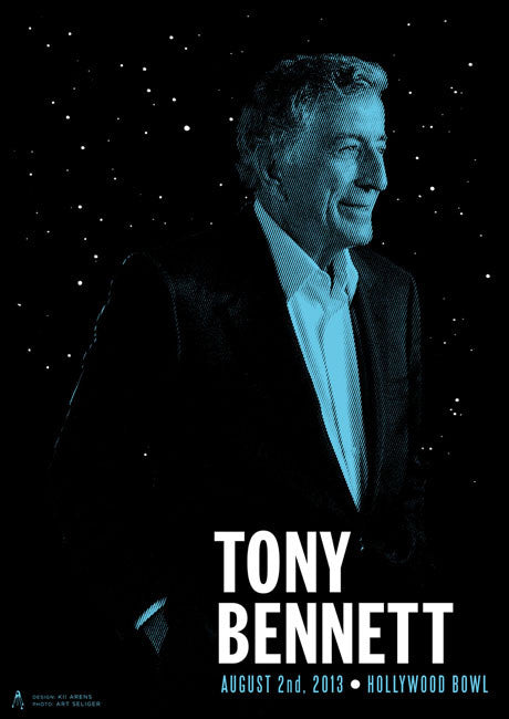 TONY BENNETT Hollywood Bowl 2013