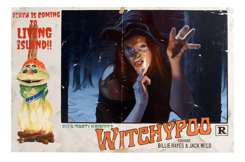 Witchypoo by Matthew Bone