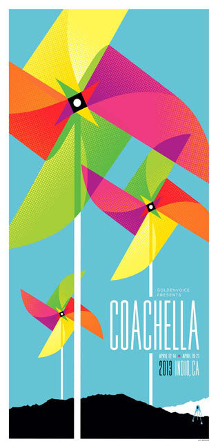 Coachella - Indio, CA - April, 2013