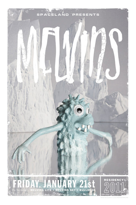 Melvins - Spaceland Residency - January, 2011: V2