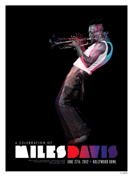 Miles Davis Celebration - Hollywood Bowl - June, 2012