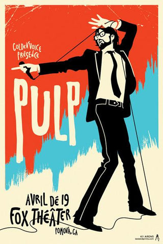 Pulp - Fox Theatre Pomona - April, 2012