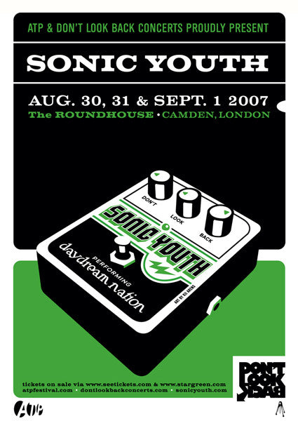SONIC YOUTH The Roundhouse