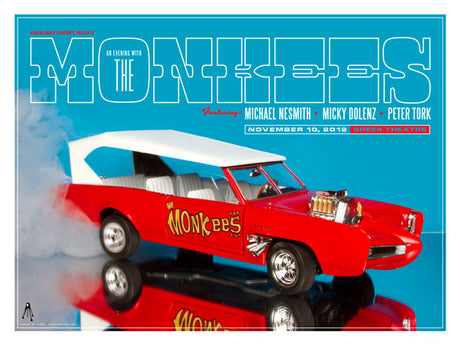 The Monkees  - The Greek Theatre - November, 2012