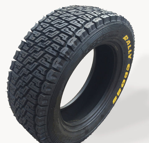RALLYCROSS 225/50 R17 *SOFT* - ALPHA Racing Tyres -