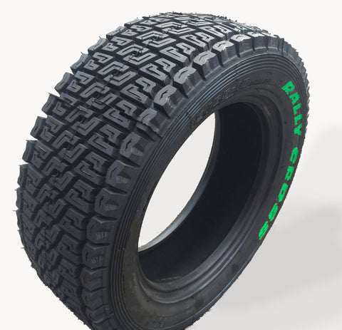 RALLYCROSS 225/55 R16 *MEDIUM* - ALPHA Racing Tyres -