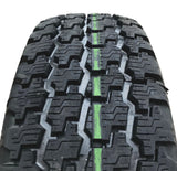 DAKAR 225/65-17 - ALPHA Racing Tyres -